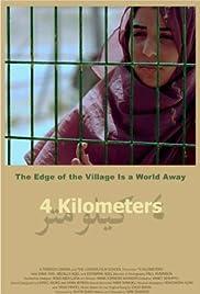 4 Kilometers Poster
