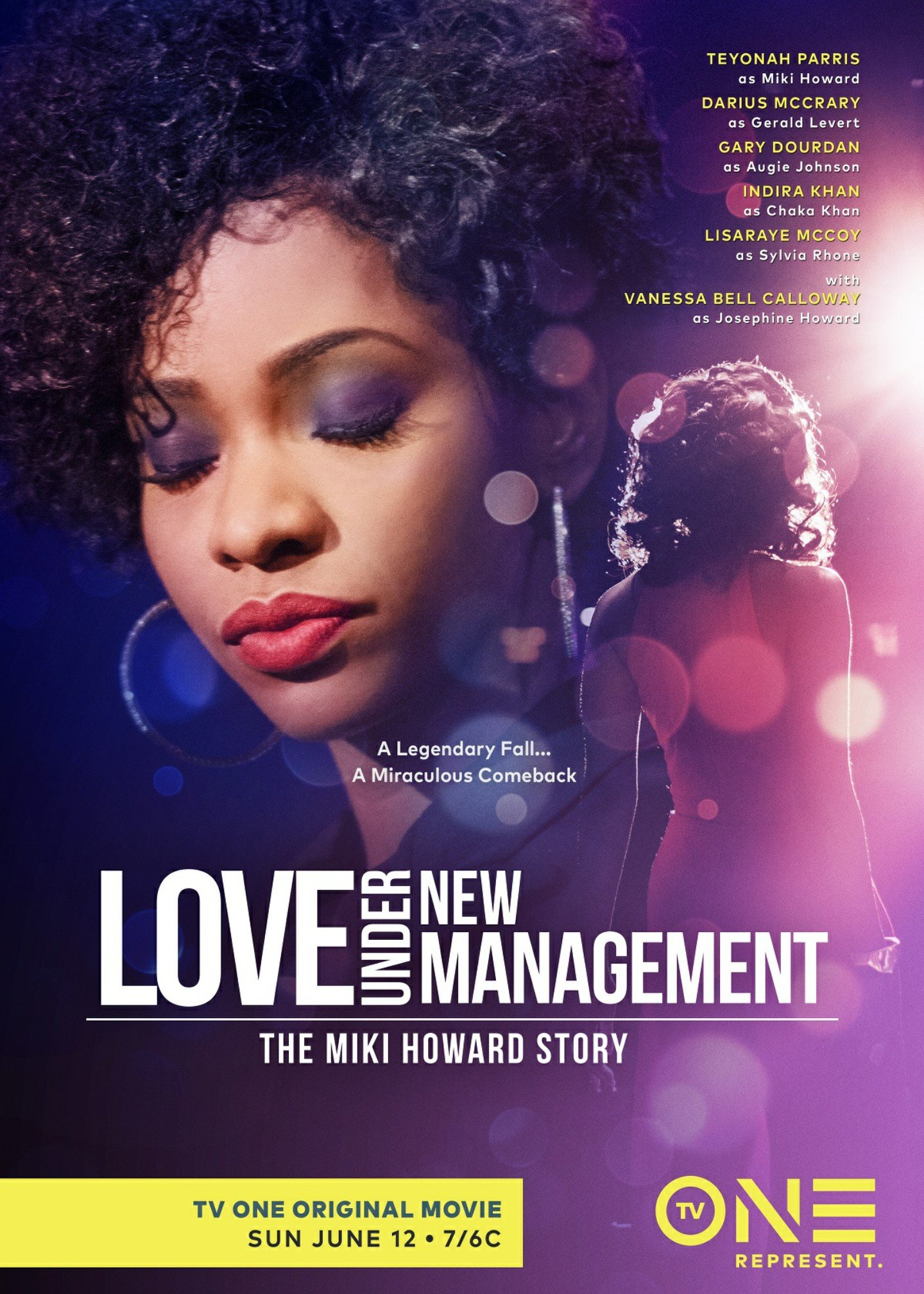 Love Under New Management: The Miki Howard Story Watch Full Movie Free Online