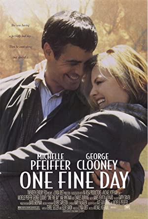 One Fine Day Pelicula Poster