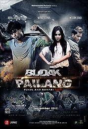 Budak Pailang poster