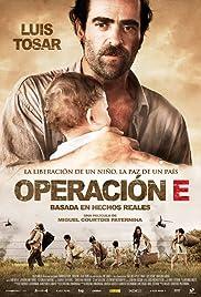 Operación E Poster