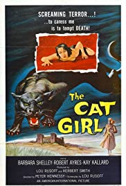 Cat Girl (1957) Poster - Movie Forum, Cast, Reviews