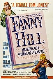 Russ Meyer's Fanny Hill(1964) Poster - Movie Forum, Cast, Reviews