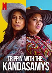 Trippin' with the Kandasamys (2021) poster