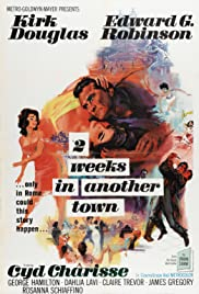 Two Weeks in Another Town (1962) Poster - Movie Forum, Cast, Reviews