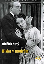 Dívka v modrém (1940) Poster - Movie Forum, Cast, Reviews