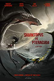 Sharktopus Vs Pteracuda (2014)