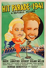Hit Parade of 1941 Poster