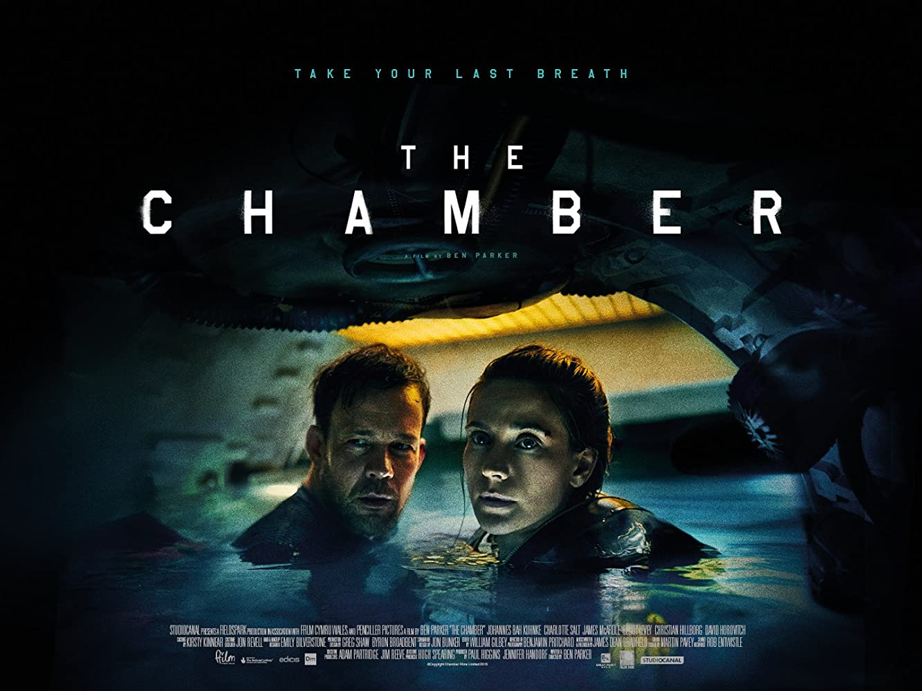 Download The Chamber (2016) HDRip Subtitle Indonesia