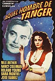 That Man from Tangier Poster