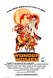 Wonder Women (1973) Poster - Movie Forum, Cast, Reviews