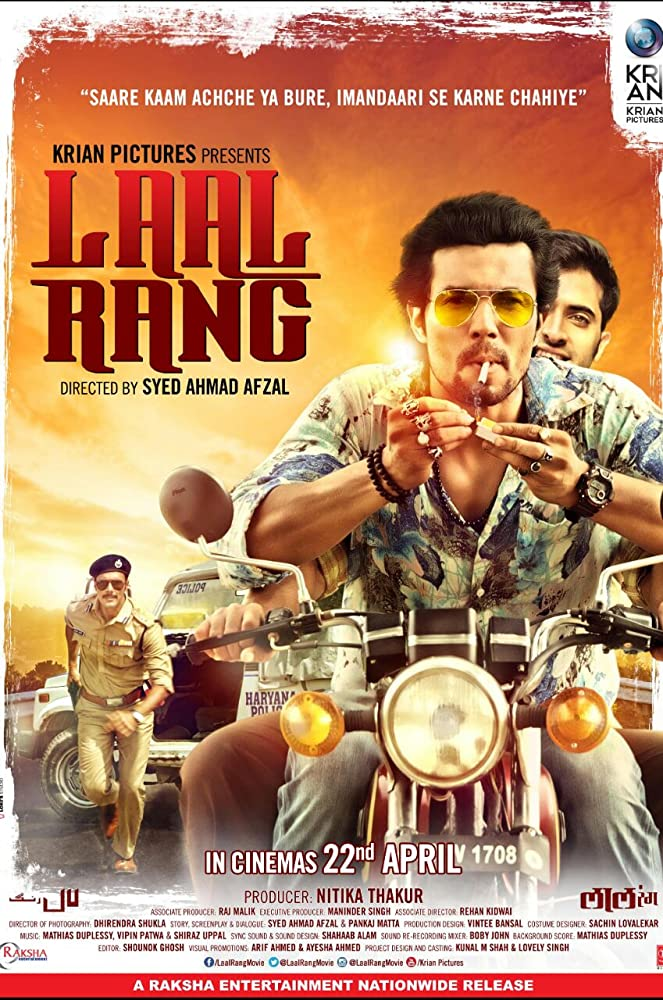 Laal Rang 2016 720p DVDRip Watch Online Free Download at movies365