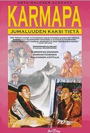 Karmapa - jumaluuden kaksi tietä Poster