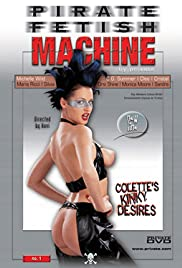 Pirate Fetish Machine 1: Colette's Kinky Desires Poster