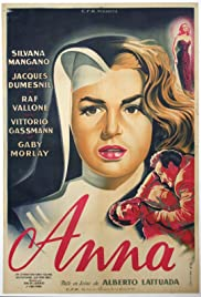 Anna (1951) Poster - Movie Forum, Cast, Reviews