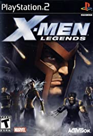 X-Men Legends Poster