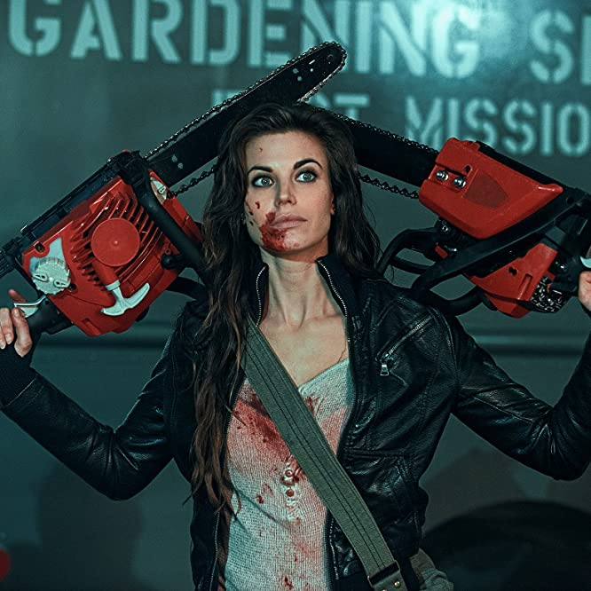 Meghan Ory in Dead Rising: Watchtower (2015)