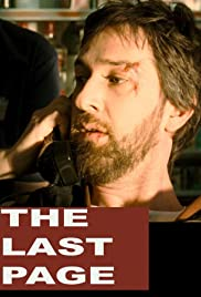 The Last Page Poster