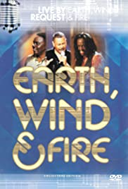 Live by Request: Earth Wind & Fire Poster