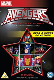 Avengers: United They Stand Poster - TV Show Forum, Cast, Reviews