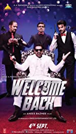 Welcome Back(2015)