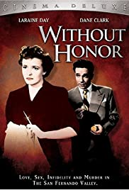 Without Honor Poster