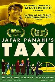 Taxi Tehran (2015) Taxi (original title)
