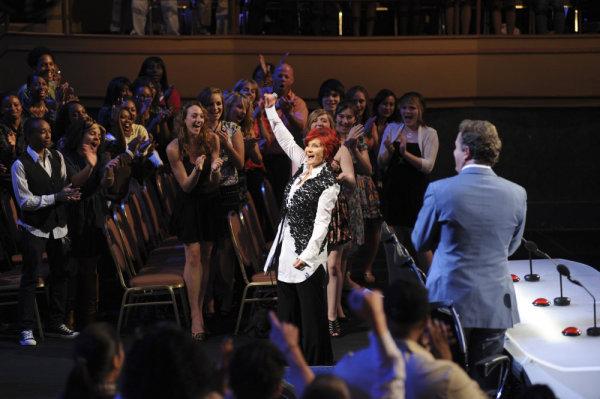 Sharon Osbourne in America's Got Talent (2006)
