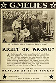 Right or Wrong Poster