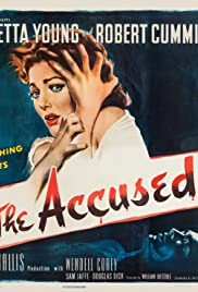 The Accused Poster