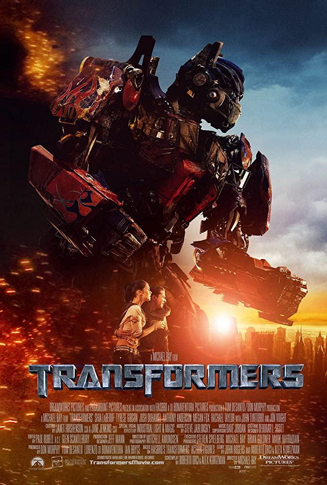 变形金刚5:最后的骑士1-5部合集 Transformers: The Last Knight (2017)