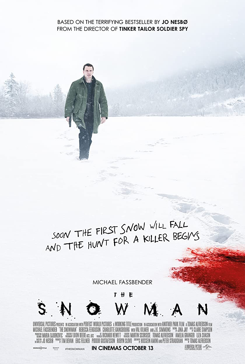 The Snowman, Kardan Adam film izle