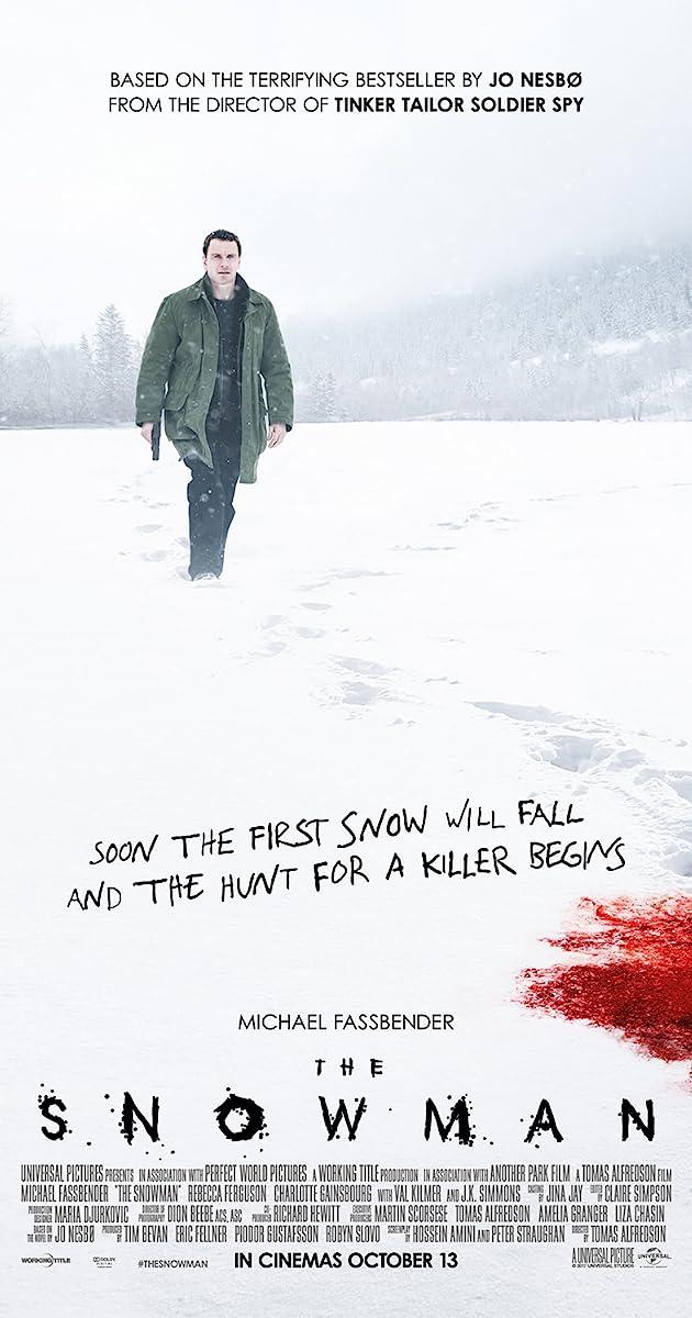 Sniego senis / The Snowman (2017) Online