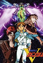 Kidô senshi V Gundam Poster - TV Show Forum, Cast, Reviews