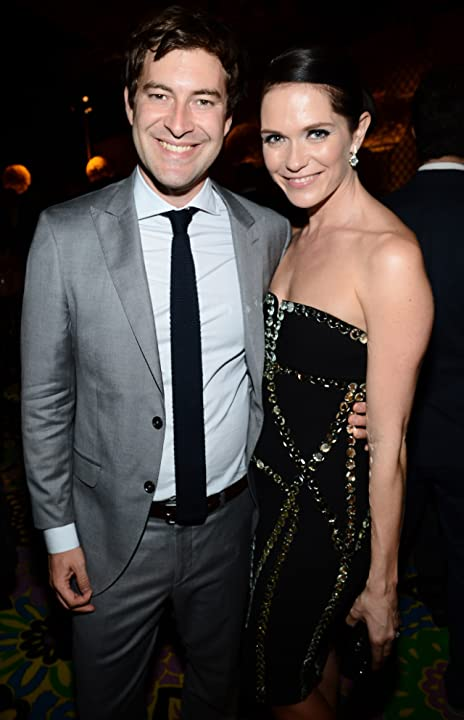 Mark Duplass and Katie Aselton at The 64th Primetime Emmy Awards (2012)