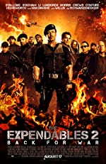 The Expendables 2(2012)