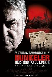 Hunkeler und der Fall Livius Poster
