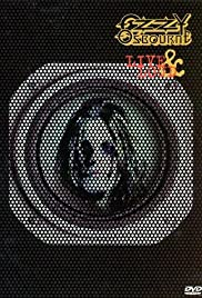 Ozzy Osbourne: Live & Loud Poster