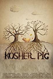 Kosher Pig Poster