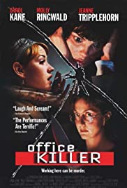 Office Killer(1997) Poster - Movie Forum, Cast, Reviews