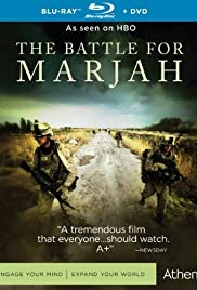 The Battle for Marjah Poster