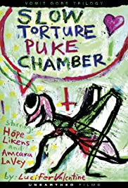 Slow Torture Puke Chamber Poster