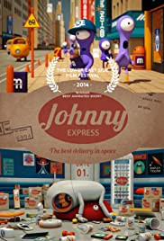 Johnny Express (2014) Poster - Movie Forum, Cast, Reviews