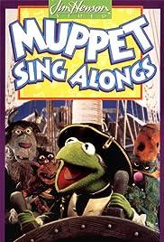 Muppet Treasure Island Sing-Along Poster