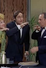Lucy and Sid Caesar Poster