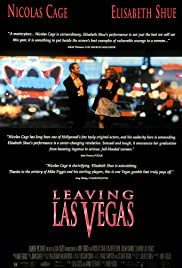 Leaving Las Vegas Poster