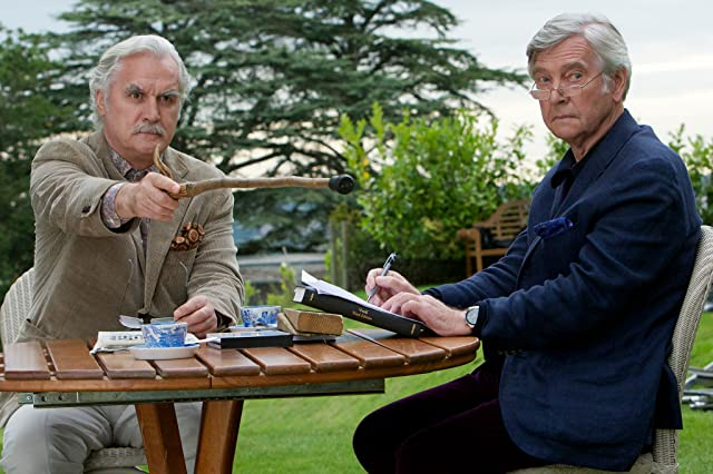 Billy Connolly and Tom Courtenay in Quartet (2012)