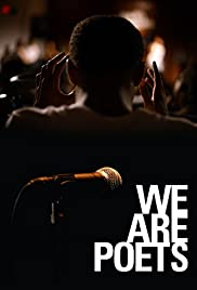 We Are Poets Poster
