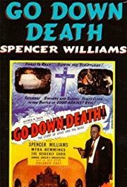 Go Down, Death! Poster