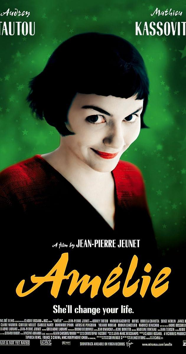 O Fabuloso Destino de Amelie Poulain